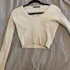 brandy melanie sweater